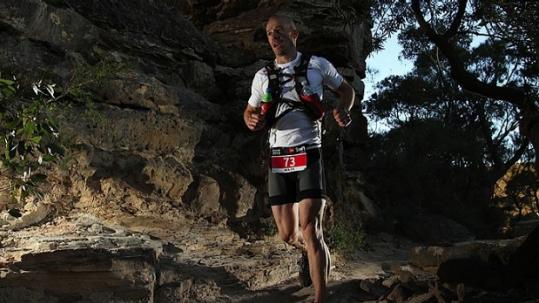 Mark Green - Ultra Marathon Runner
