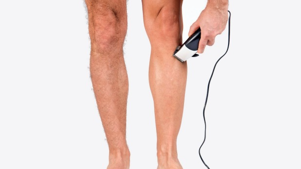 Should Male Runners Shave Their Legs