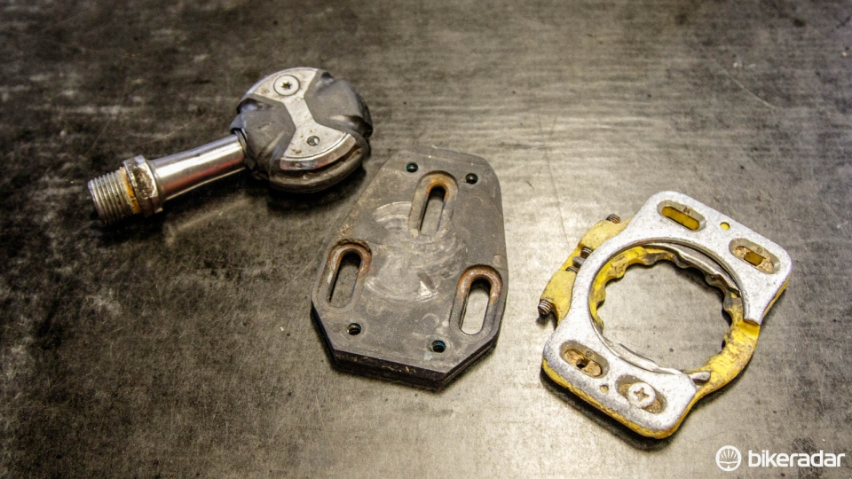 a361508ea Speedplays aren t for the lazy mechanic – these pedals need more attention  than other
