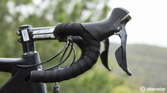 You should consider handlebars as integral to a road bike setup