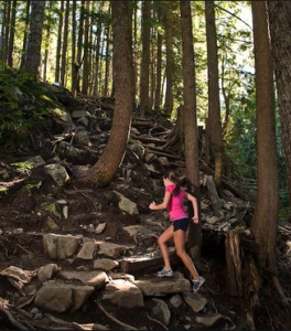 Do you need to train on trails?