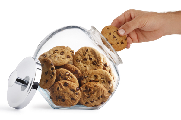 Recovering from an Ultra Marathon - you need to restock your cookie jar
