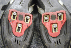 Are your cleats causing knee pain?