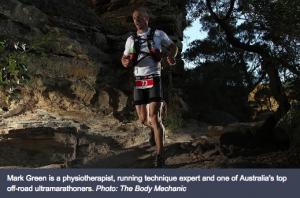 Mark Green - Trail Runner