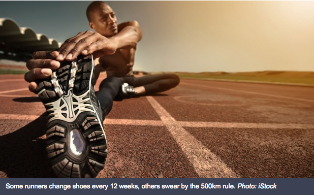 When is it time to replace your runners?