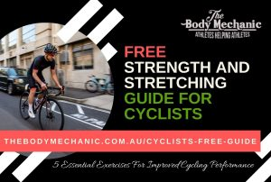 Cyclists Stretching Guide