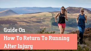 Guide on how to return to running