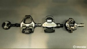Offering a wide contact platform, Shimano SPD-SL are a solid all-round choice