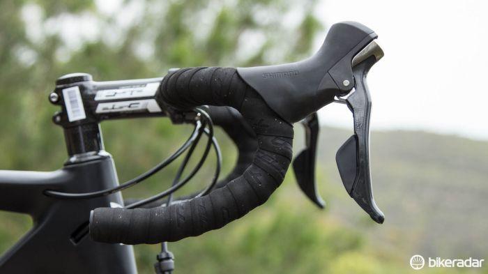 You should consider handlebars as integral to a road bike setup