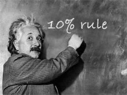 Running Injuries 10% Rule