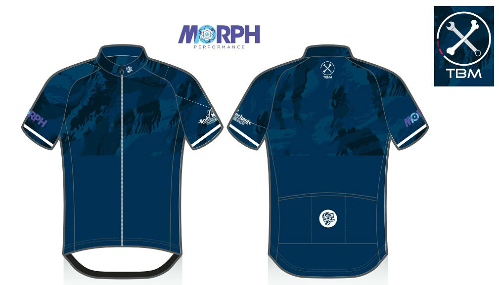 TBM Attaquer Cycling Kit - Jersey