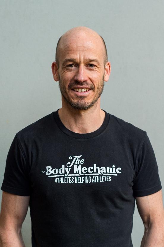 Mark Green Physiotherapist