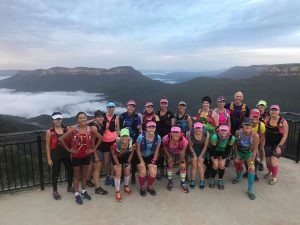 Ultra Trail Australia Training Runs