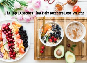 Factors that impact weight loss for runners