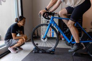 Nicole hamstrings bike fit