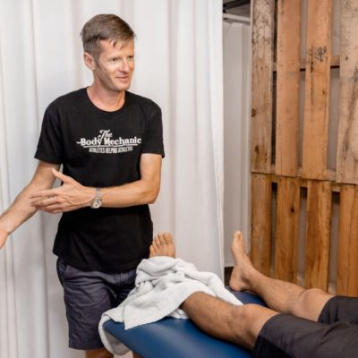 Physiotherapy - The Body Mechanic